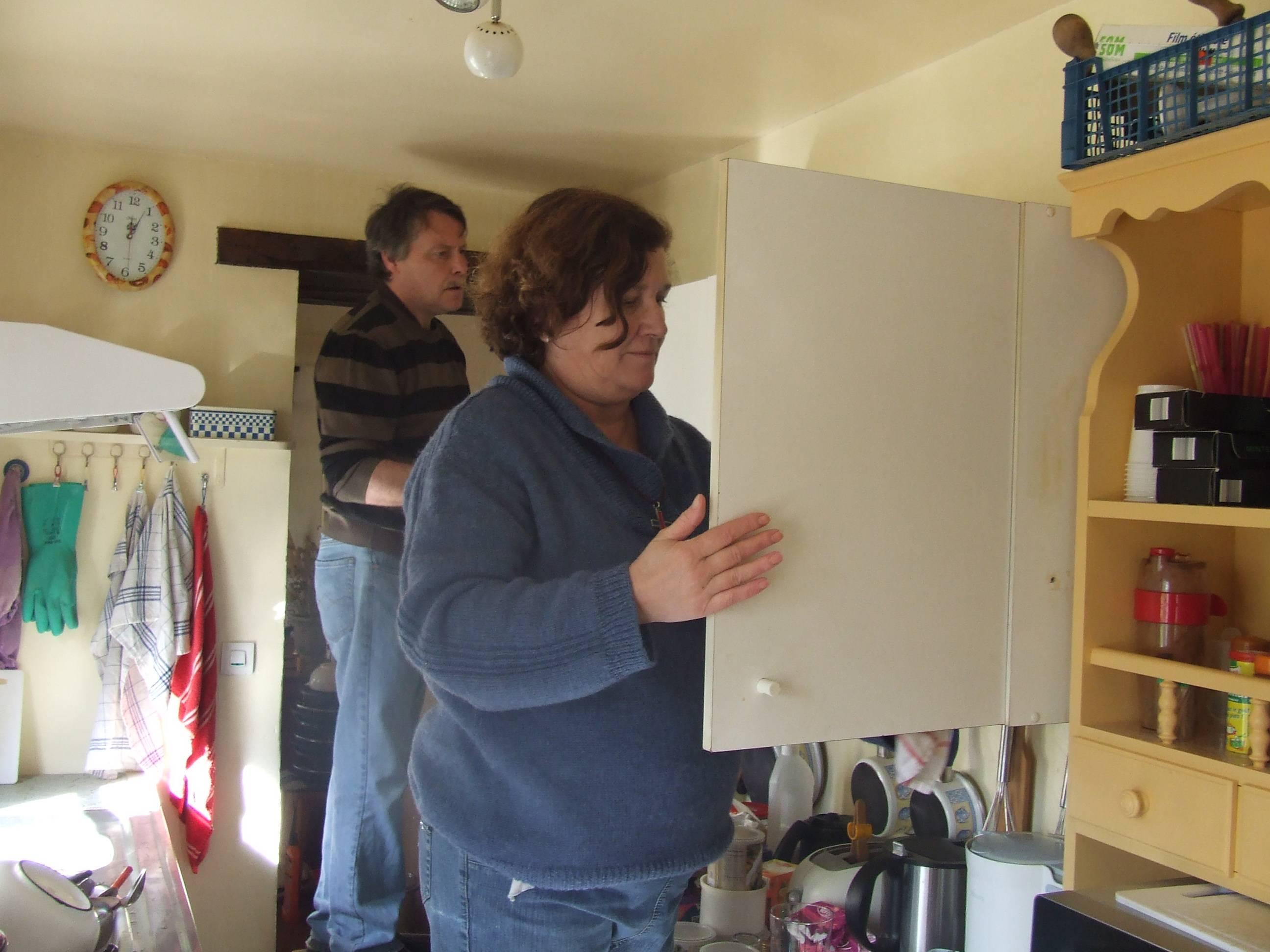 travaux ménagers