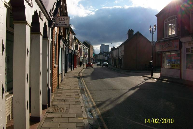 Upper Orwell Street