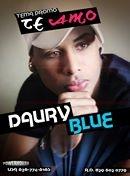 DAURY BLUE