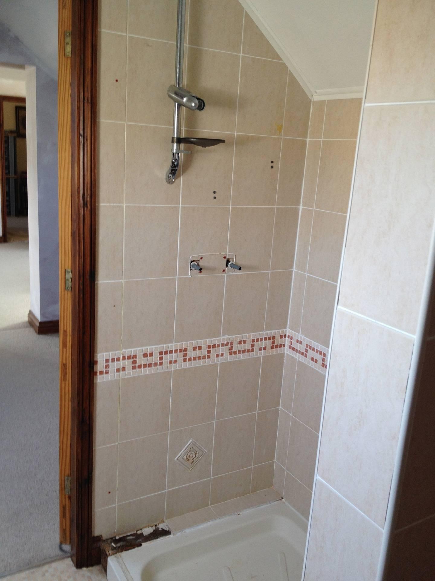 Furzton en-suite refurbishment