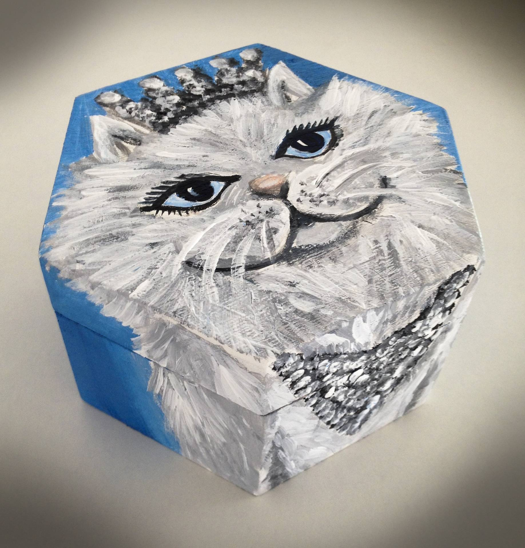 Kitty Kat Bling Box