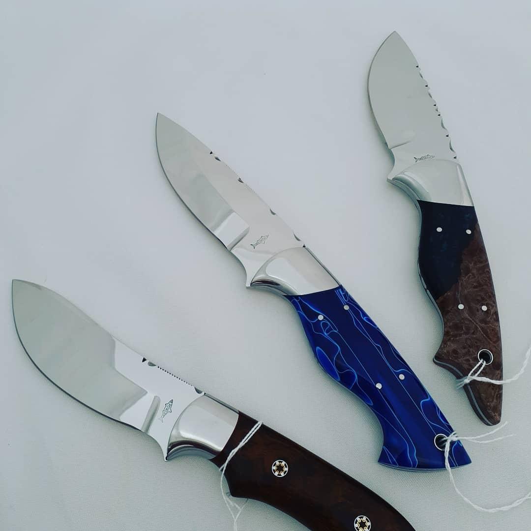 Steve Powers Custom Knives