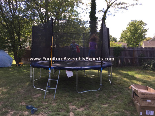 skywalker trampoline removal service in district heights MD