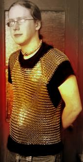 Chainmaille Vest