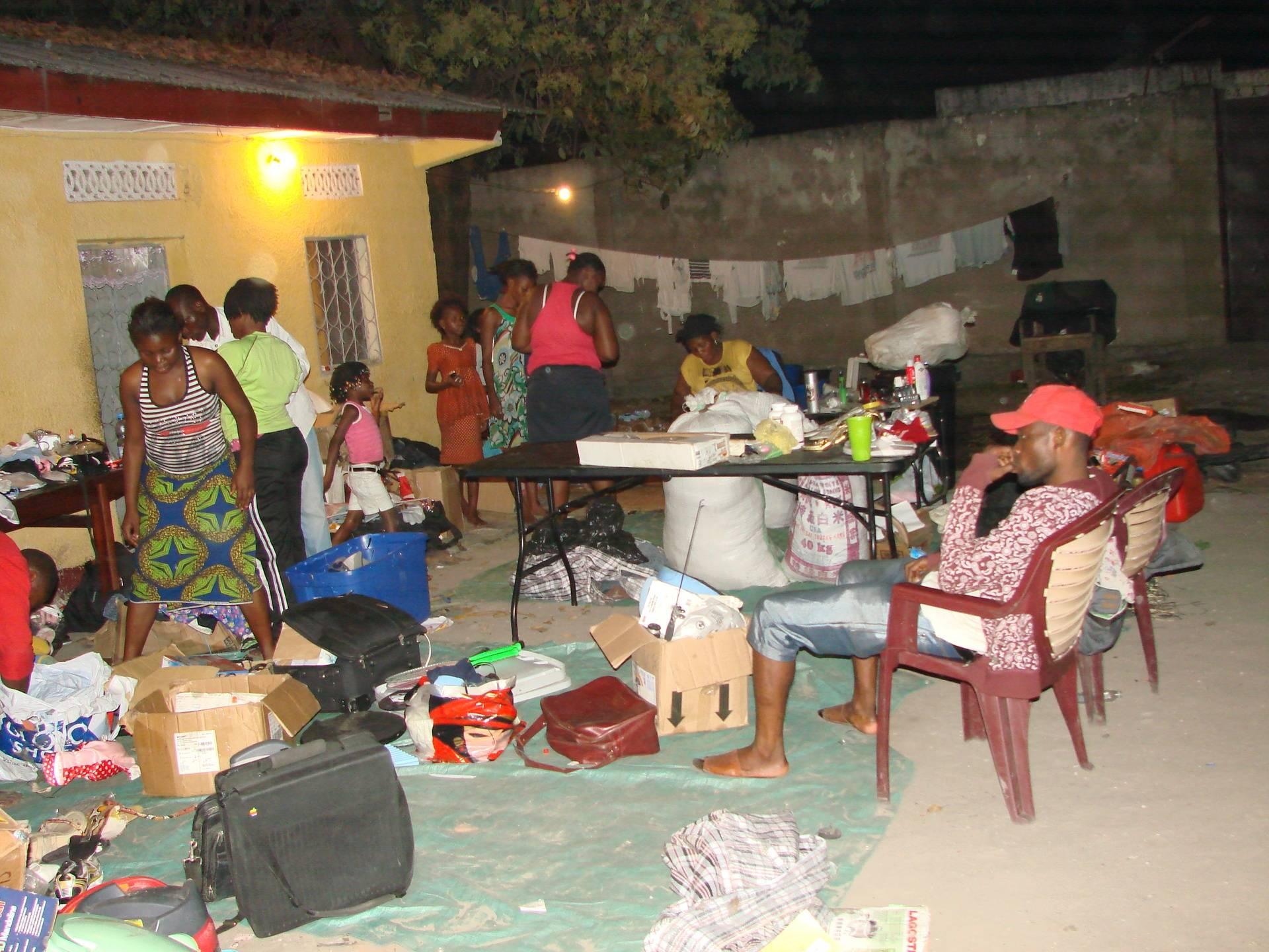 Distribution de dons 8