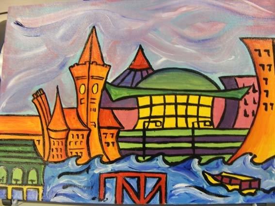 Bae Caerdydd