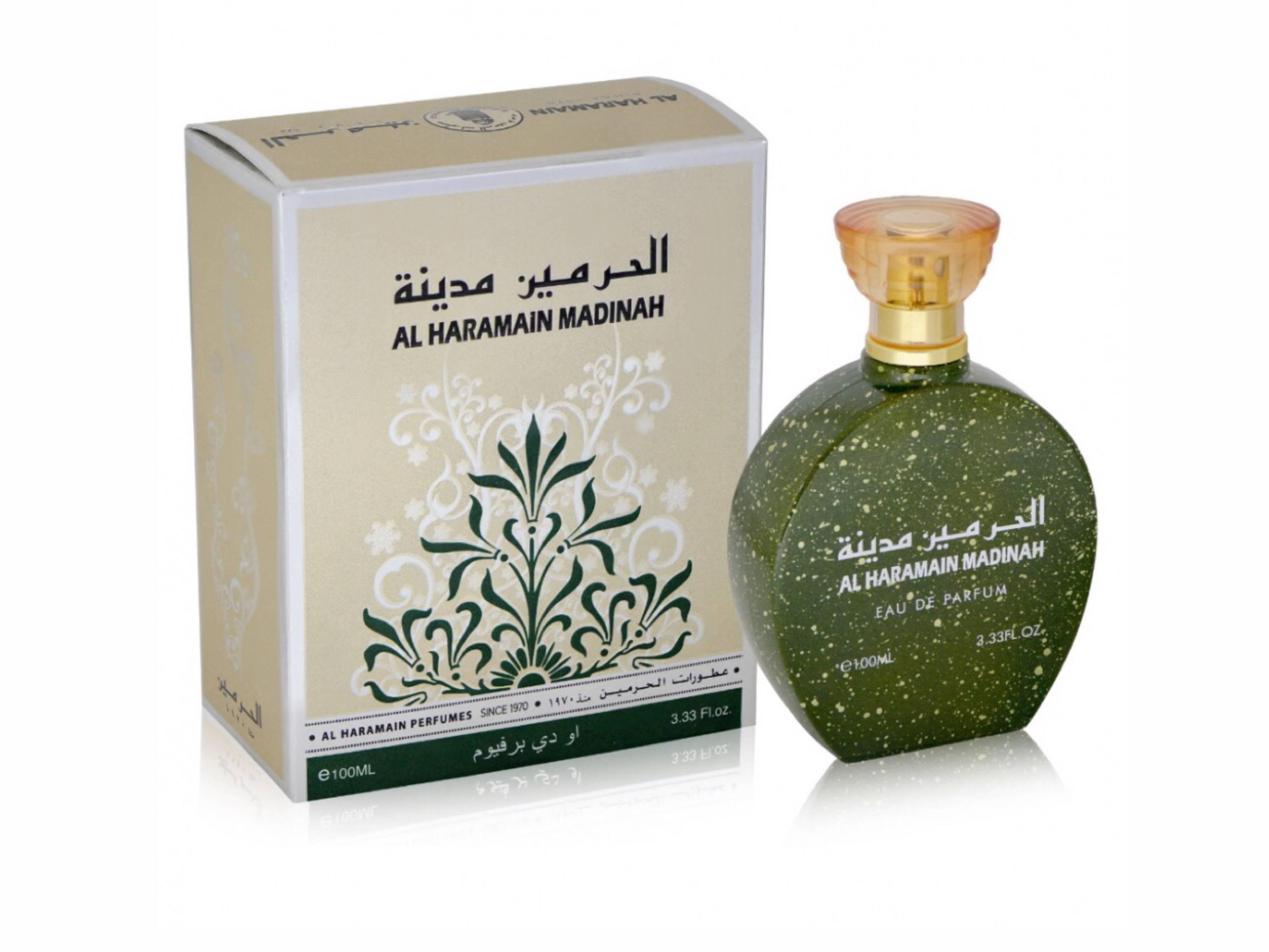 Madinah Spray ,Arabic Attar ,Eau de Parfum, 100