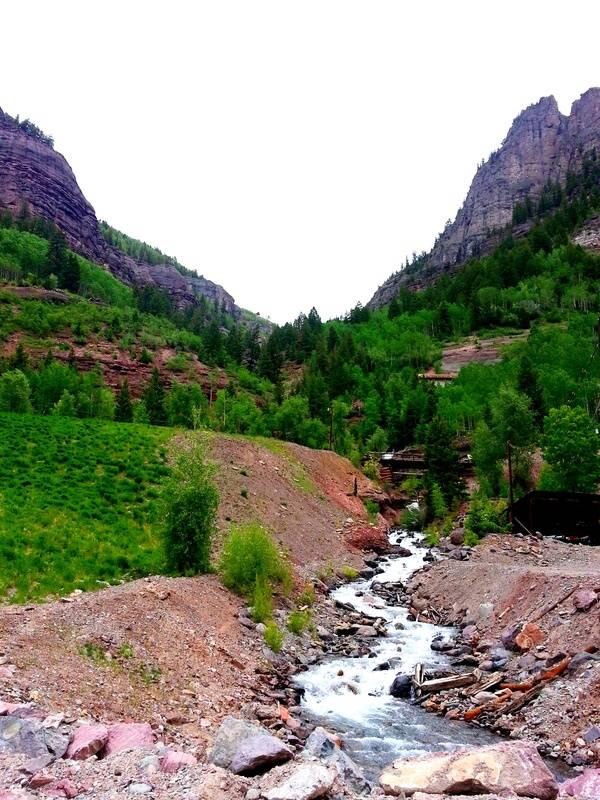 Just a Creek