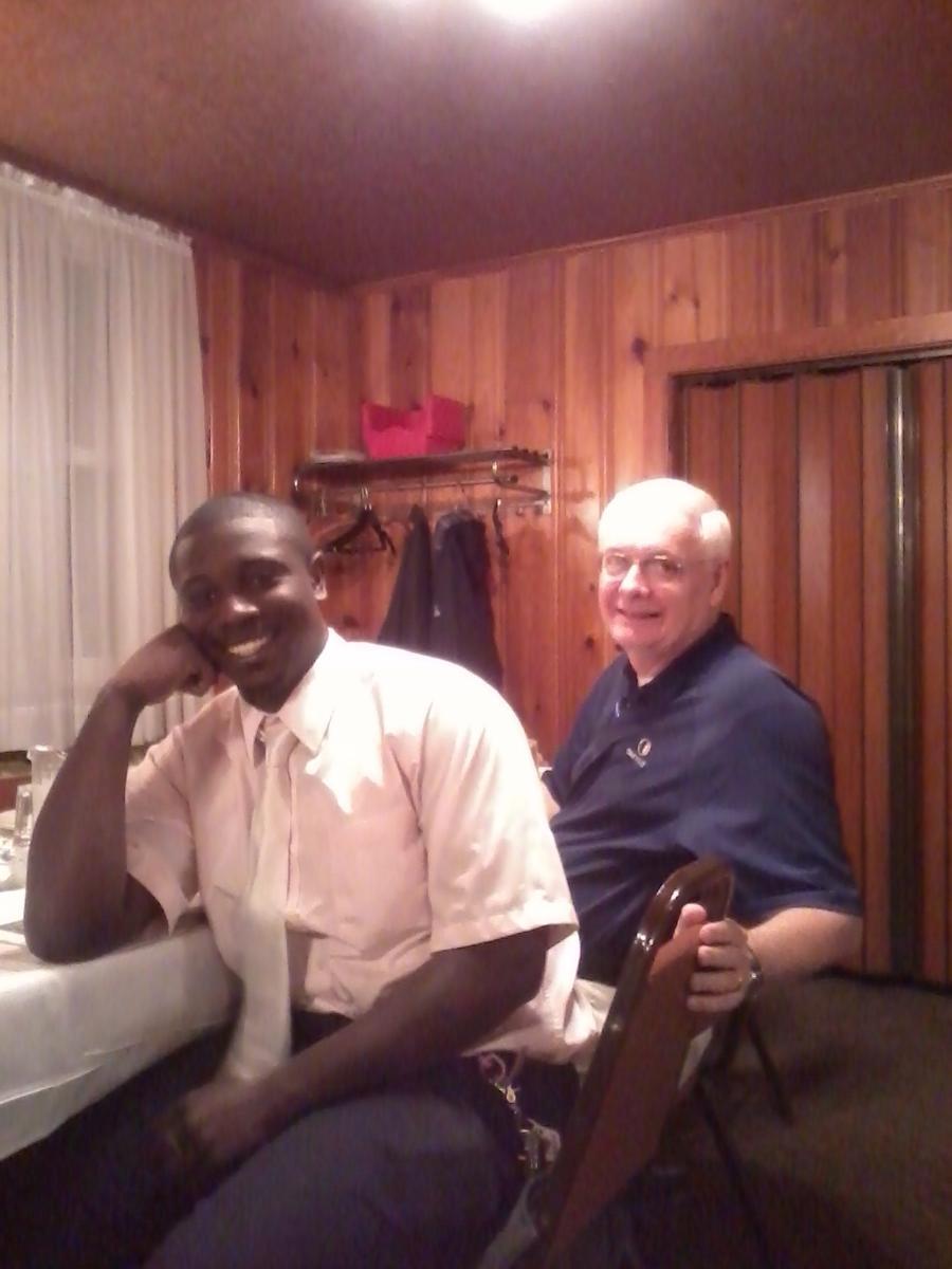 Devon and Pastor Watt