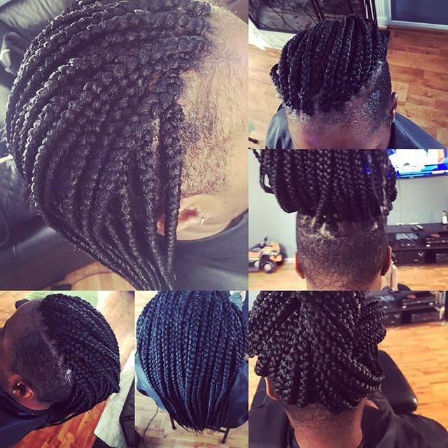 Box braid hair salon in potomac MD