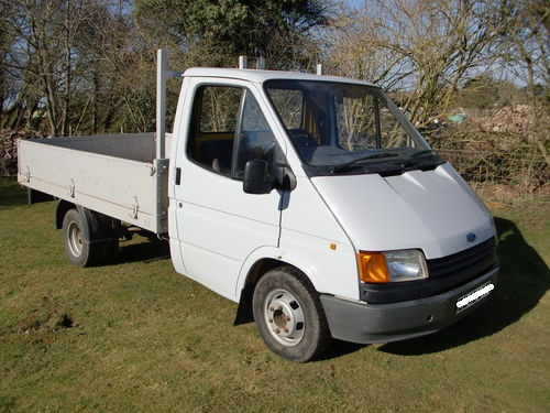 1990s pick up truck