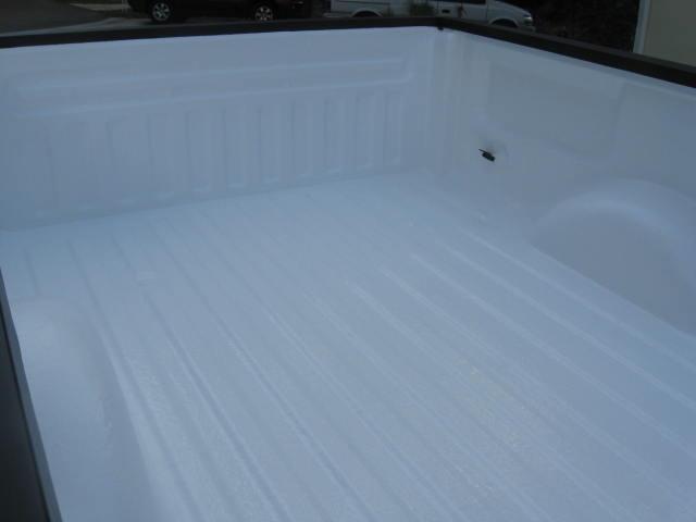 Fiberglassed Truck Bed