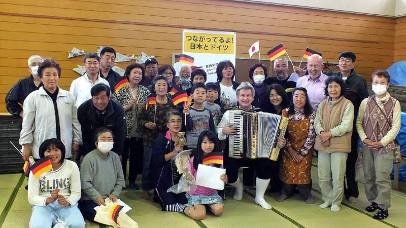 Ishinomaki/Onangawa & Sendai