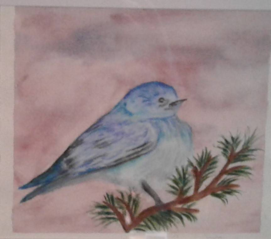 Belynda McCarthy - Watercolor