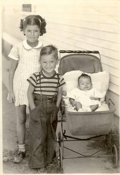 Gloria, me, Joanne 9,6 & 1