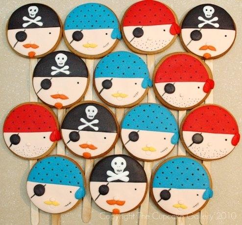 Pirate Cookiepops