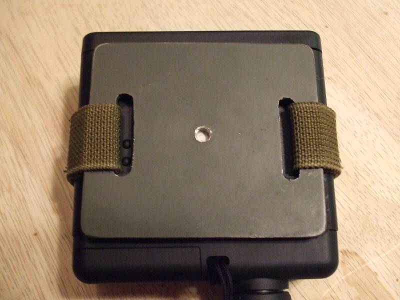 LRF adapter plate bottom