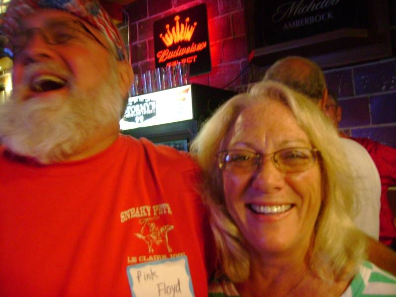 Jim Lucas and Vicky Kennedy Springer