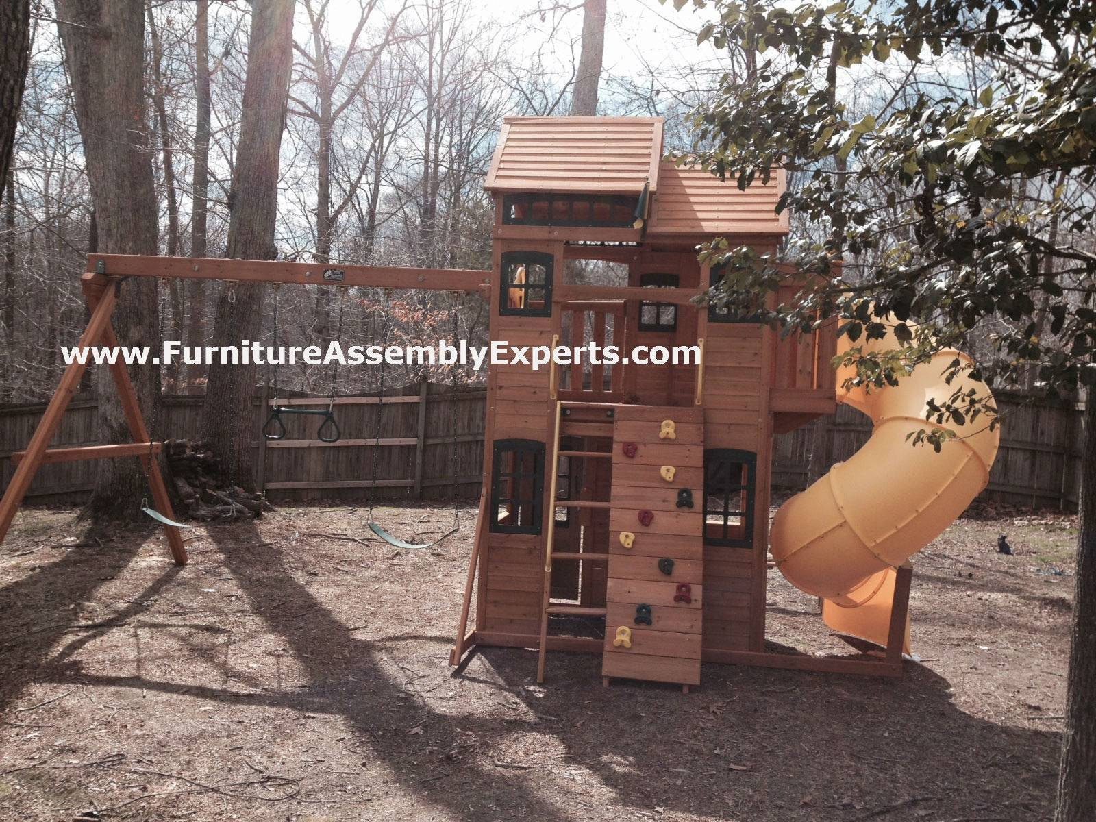 costco swing set assembly service in DC MD VA
