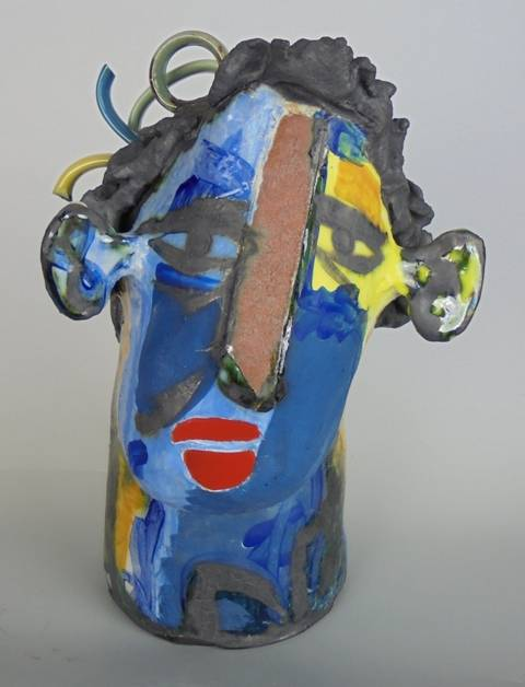 Mary Jones Ceramics.  I can do anything.  SOLD   .