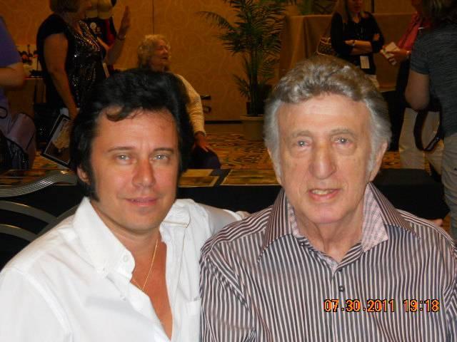 Jim and D.J Fontana