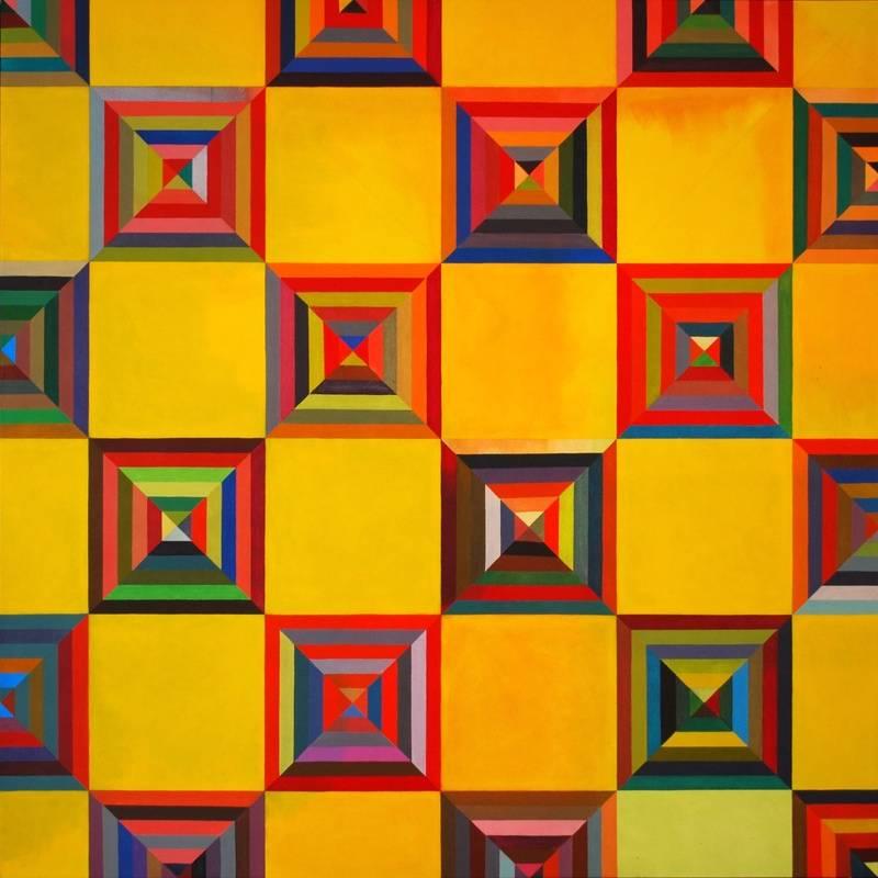 """Pyramid Pattern"""