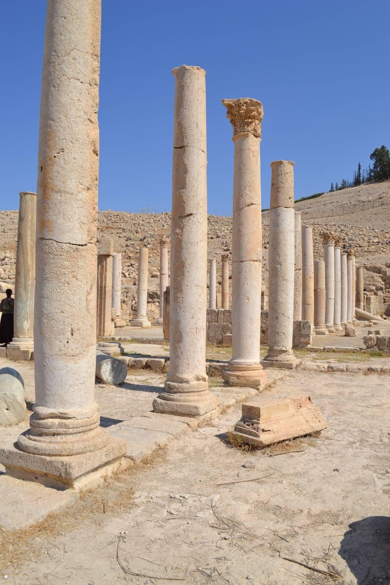 Pella Columns
