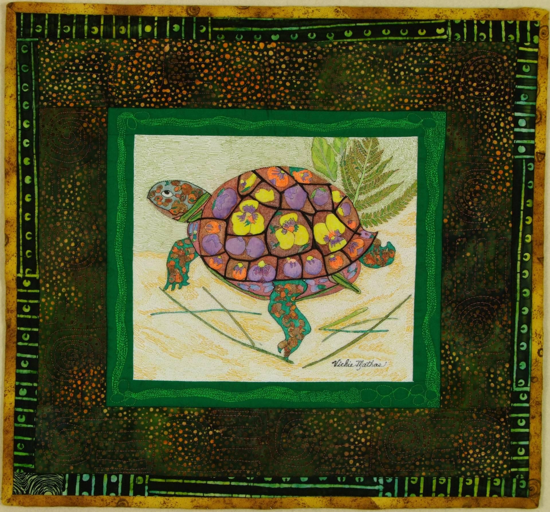 Turtle Botanical