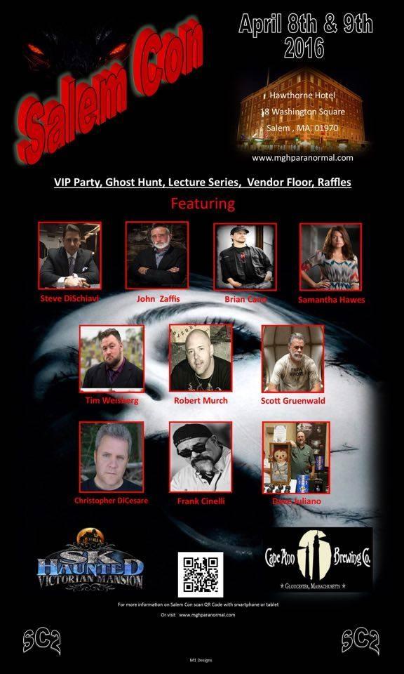 Salem Con 2 - 2016