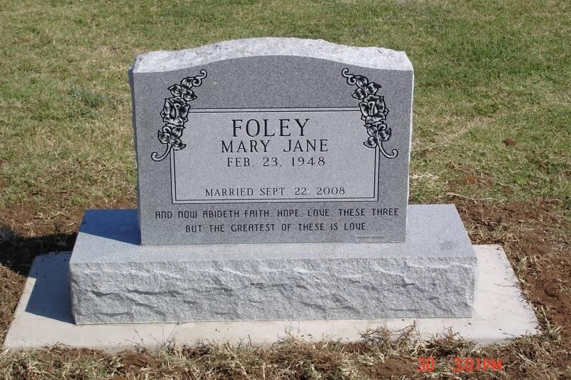 Frederick Cemetery, Frederick, Ok