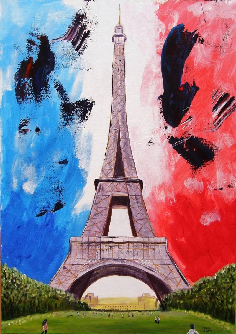 Eiffel Tower for Kaylea