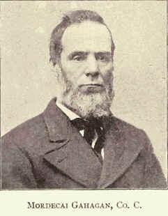 Mordecai Gahagan