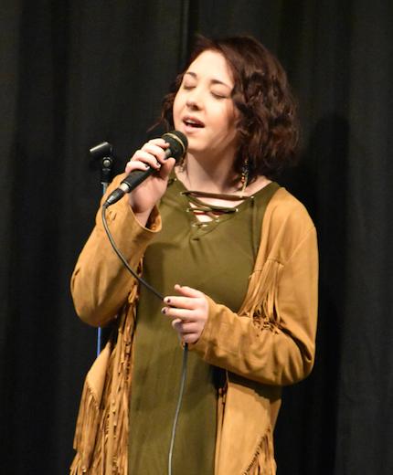 Melanie Cordova - Tonasket