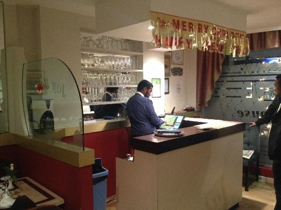 Counter for indian restaurant