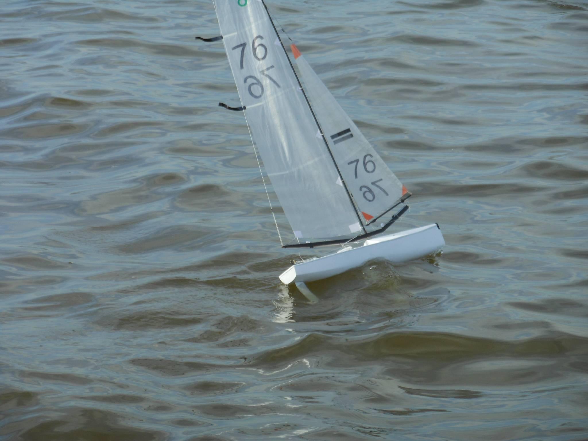 Pakinto by Breaking Wind Boats