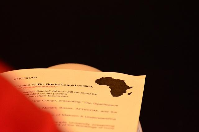 Revival of Panafricanism - Program