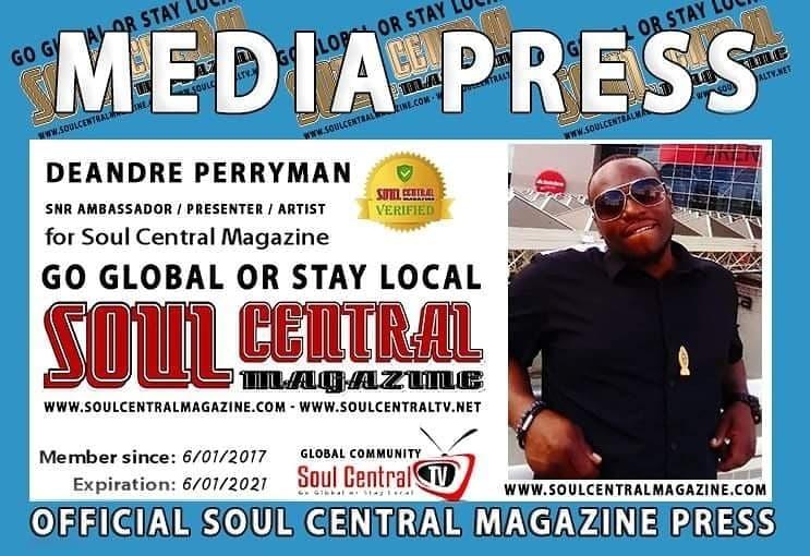 Soul Central Magazine Ambassador