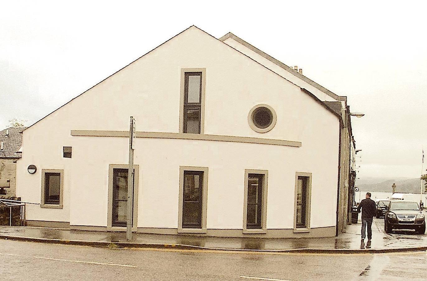 Lochgilphead Baptist Church
