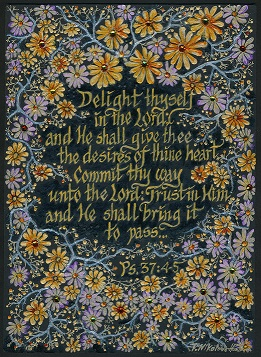 Delight Thyself in the Lord -