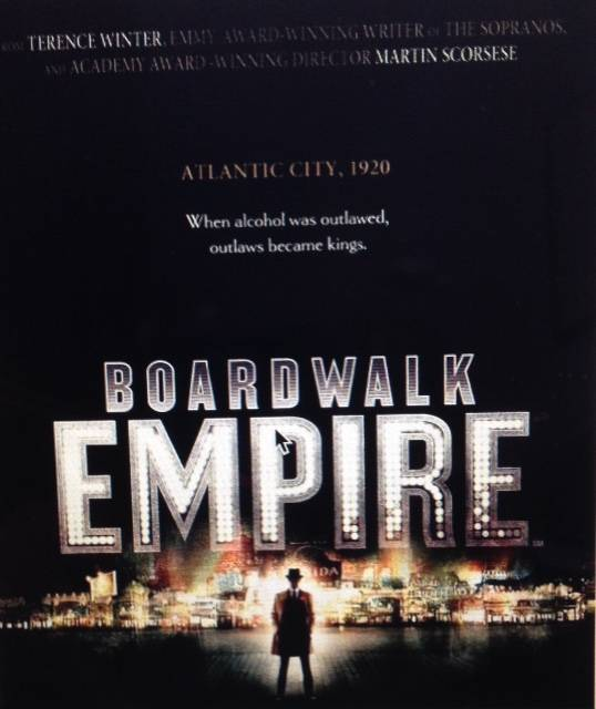 HBO- Boardwalk Empire (TV Series