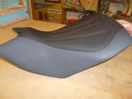 Ducati seat