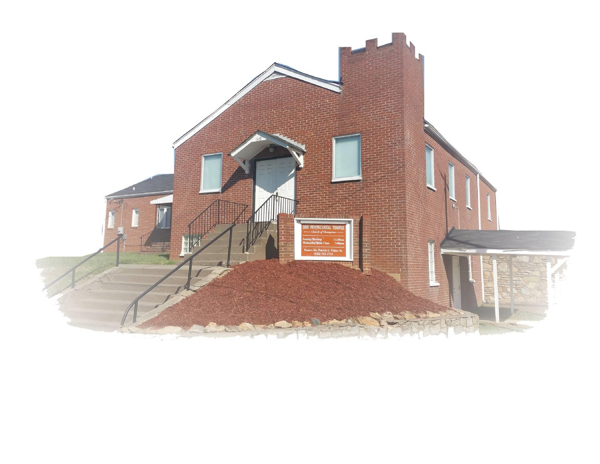 Ishi Pentecostal Temple, 1319 Excelsior St, Winston Salem, NC - US, 27101, United States