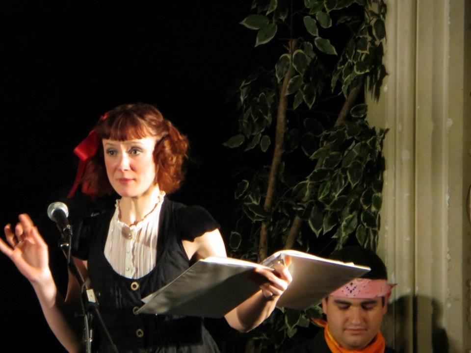 Helen T. Clark as Gay Holloway