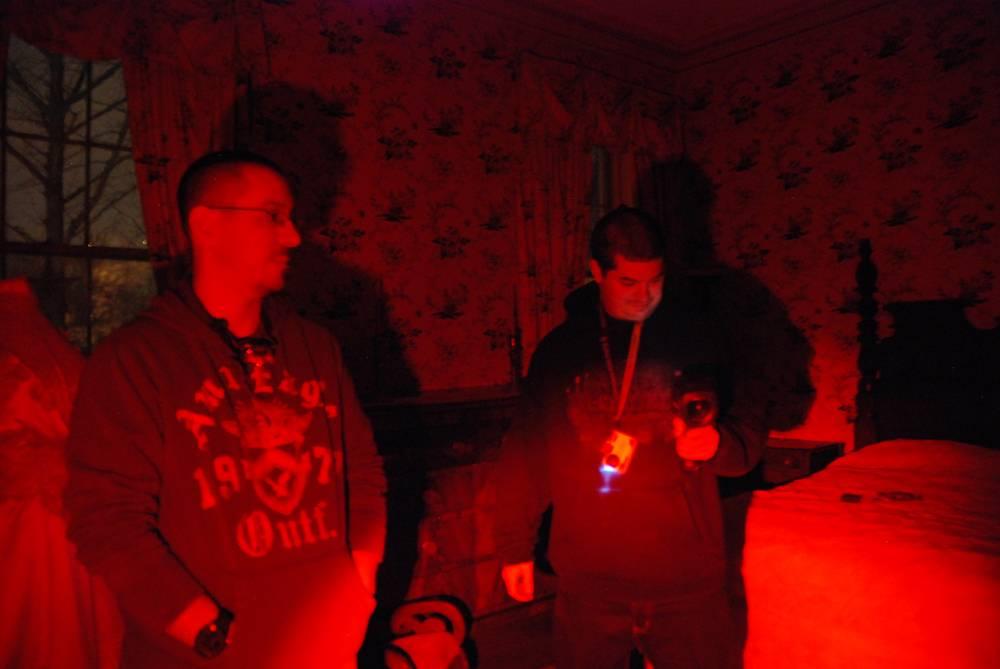 Tim & Josh in the red light district