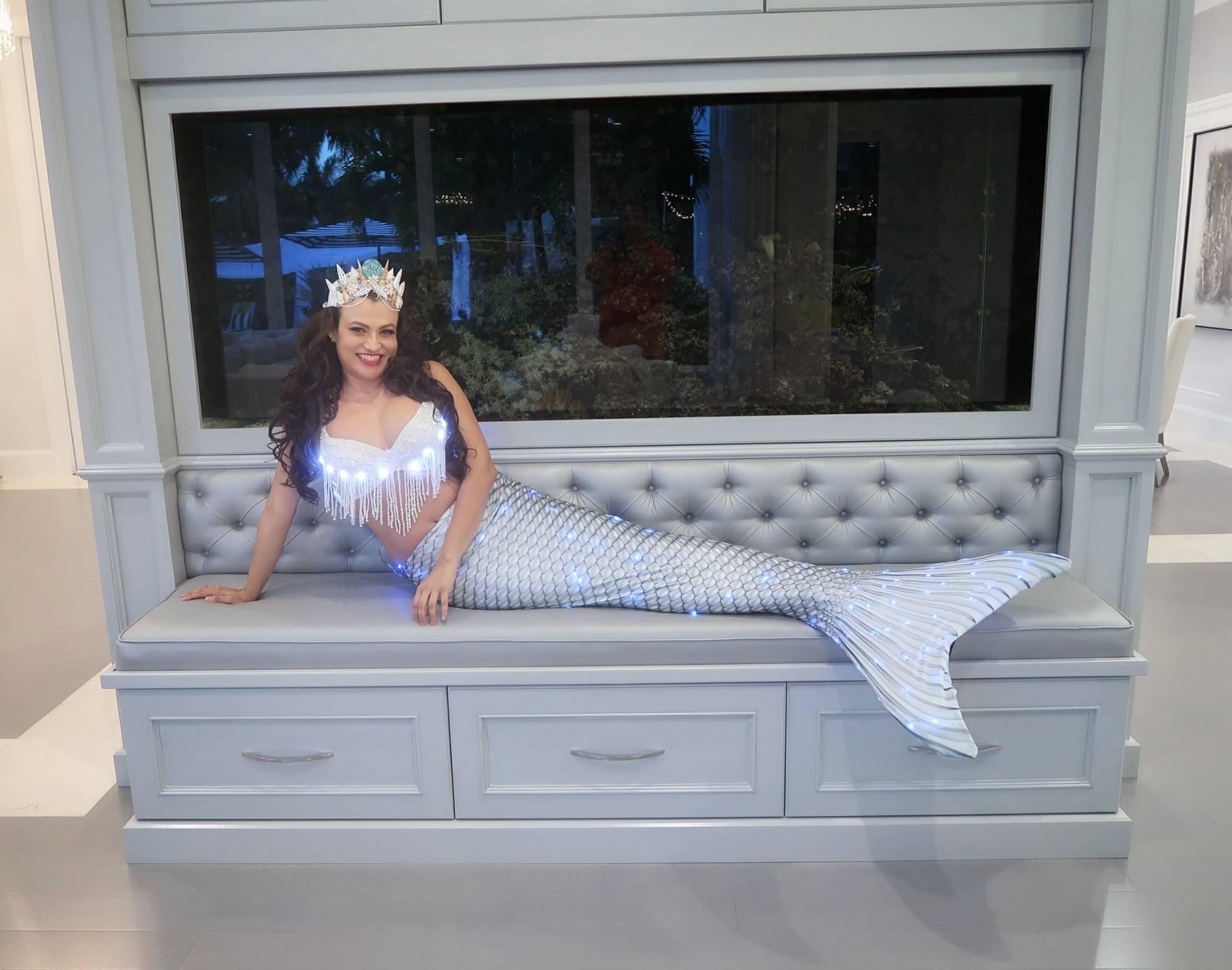 LED Mermaid