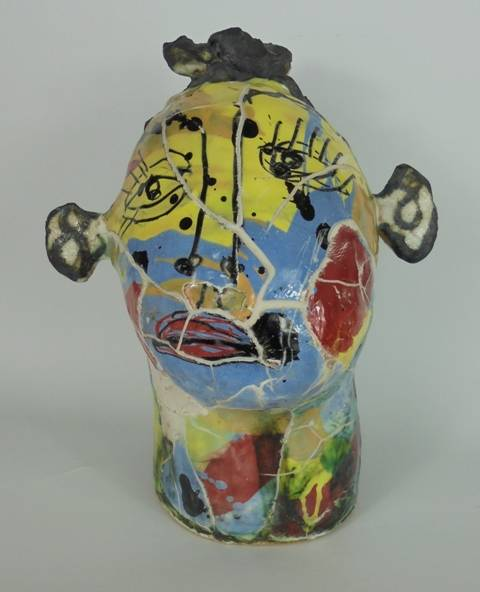 Mary Jones Ceramics. I made that choice.  SOLD