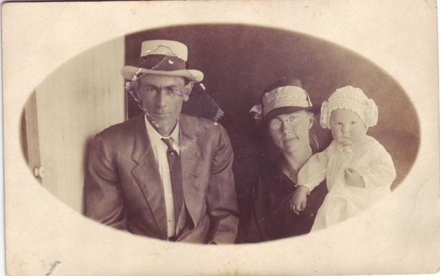 Verbal Bishop, Aunt Price, Helen 1920's