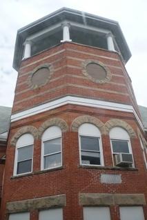 Bell Tower on 1894 Bldg.