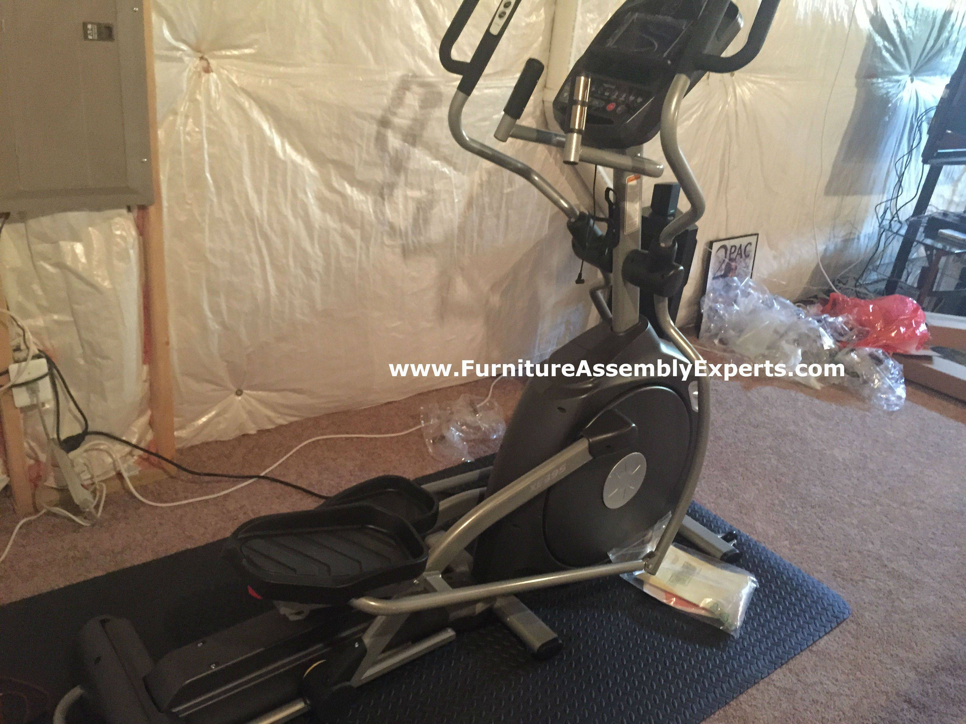 elliptical assembly service in Baltimore MD