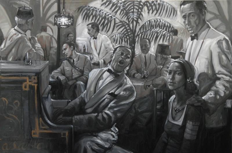 Casablanca 1, 2012